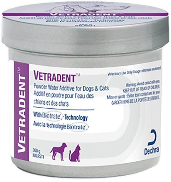Vetradent™ Powder Water Additive For Dogs & Cats